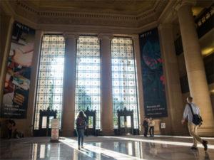 MIT Lobby 7 entrance