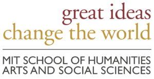 MIT Humanities, Arts, and Social Sciences logo