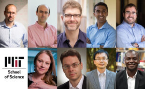 nine tenured faculty