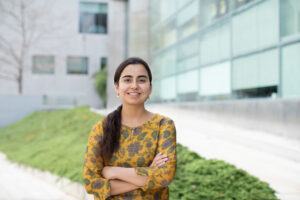 Brain and cognitive sciences PhD student Gurrein Madan